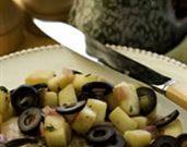 Apple Olive Pork