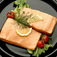 Baked Salmon: Main Image